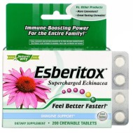 Nature's Way, Esberitox, Supercharged Echinacea