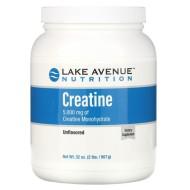 Lake Avenue Nutrition, Креатин в порошке, без ароматизаторов