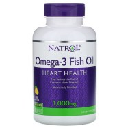 Natrol, Рыбий жир омега-3
