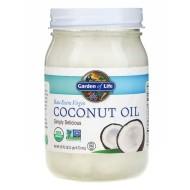 Garden of Life, Сырое кокосовое масло первого отжима