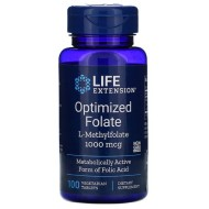 Life Extension, Optimized Folate