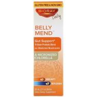 Bioray, Belly Mend, поддержка кишечника, без спирта