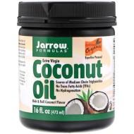 Jarrow Formulas, Органическое кокосовое масло первого отжима