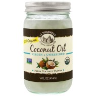 La Tourangelle, первого и нерафинированного, органическое кокосовое масло