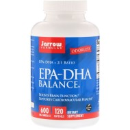 Jarrow Formulas, баланс EPA-DHA