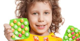 Витамины для детей на iHerb