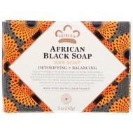 Nubian Heritage, Африканское мыло с черным куском