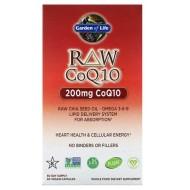 Garden of Life, RAW CoQ10
